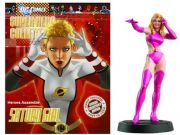Eaglemoss DC Comics Super Hero Figurine Collection #078 Saturn Girl